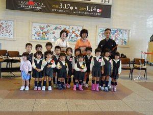 <p>坂口千代子さん<br />西山巳智子さん<br />花田茱山さんと一緒に記念撮影。<br />和楽器の音色、初めて近くで聴きました。</p>