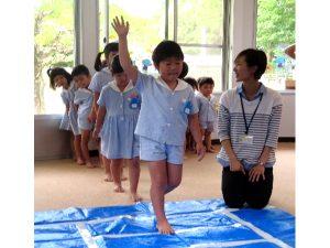 <p> 若楠幼稚園は、バスを使わない徒歩通園の幼稚園。幼稚園の周りには、県立図書館、博物館、美術館、佐賀城…</p>