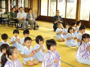 <p>おじいちゃん、おばあちゃん ❤ 大好き!!<br />幼稚園で祖父母会をしました。<br />遠くに住ん…</p>